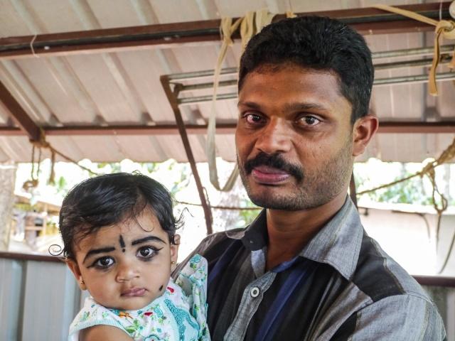 Children of India photo